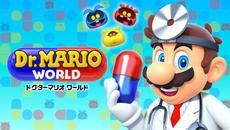 『ドクターマリオワールド』新作ゲームアプリの配信が本日7/10よりスタート!
