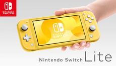 携帯専用機「Nintendo Switch Lite」が9/20に発売決定!