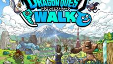 『ドラゴンクエストウォーク』シリーズ最新作のスマホ向け位置情報RPGが配信開始!