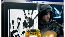 『DEATH STRANDING』PS4 Pro特別モデルが11/8より発売!