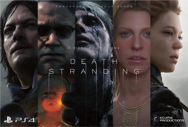 『DEATH STRANDING』10/4より店頭パネル投稿キャンペーンを実施!