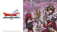 『ドラゴンクエストX いばらの巫女と滅びの神 オンライン』発売&特製壁紙を配信!