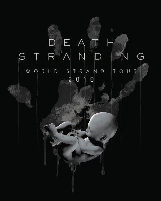 『DEATH STRANDING』ワールドツアーが11/10に東京で開催決定!