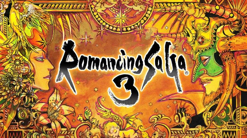 『ロマンシング サガ3』HDリマスター版の配信開始&セールも実施中!