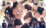 『十三機兵防衛圏』13人の少年少女が主人公のSFジュブナイル作品がPS4で発売!