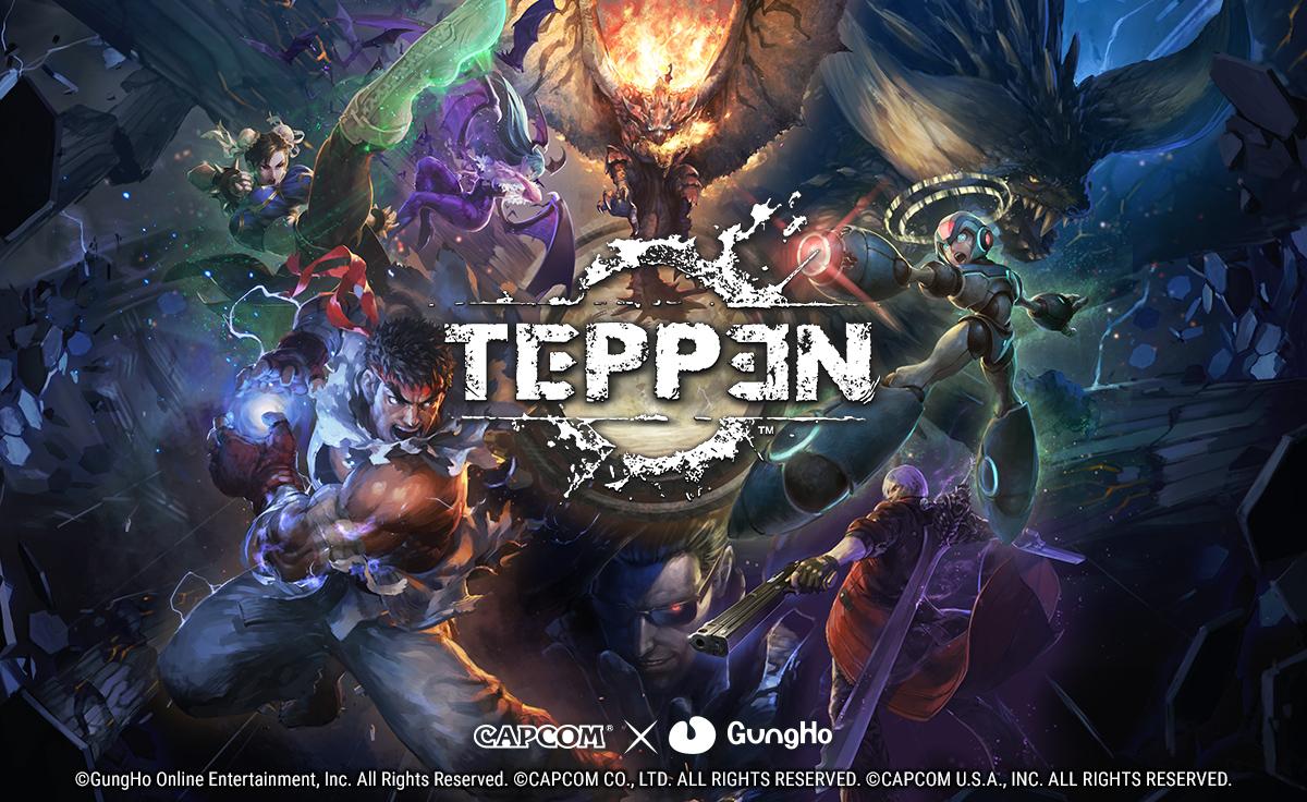 『TEPPEN』全世界累計400万ダウンロード突破で記念ログインボーナス実施!