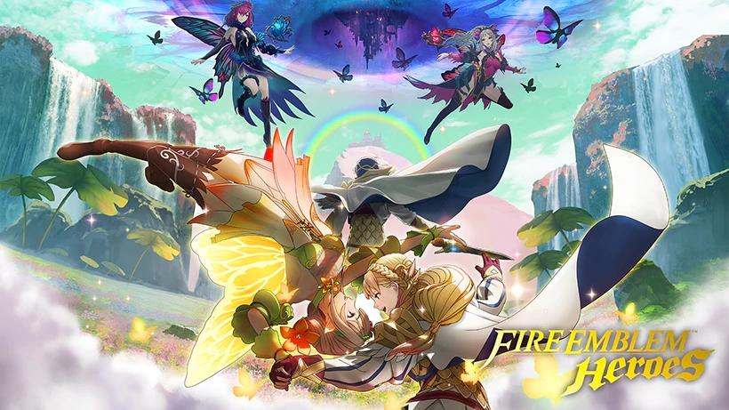 『ファイアーエムブレム ヒーローズ』メインストーリーの第4部が開幕!