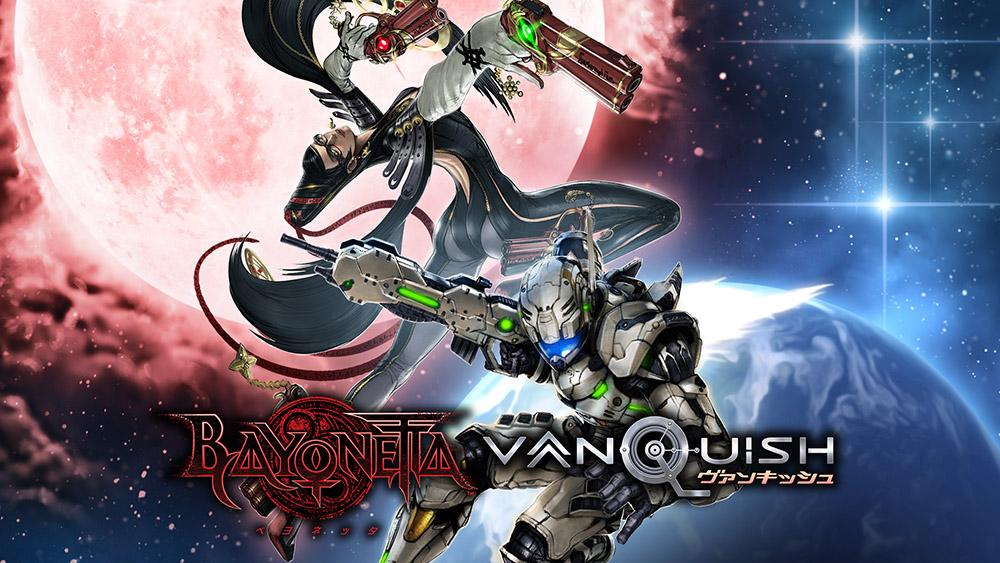 『BAYONETTA&VANQUISH』2020年春にPS4で発売決定!