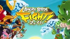 パズルバトルRPG『アングリーバードファイト!』の配信が5月7日よりアジア太平洋地域でスタート!