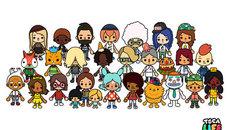スウェーデン生まれの子ども向けアプリシリーズ新作「トッカ・ライフ・シティ」6月25日より発売!