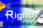 右にしか曲がれない!お手軽アクションゲーム『Right!』のAndroid版が配信スタート!