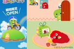 ガチャピン・ムックとのコラボ企画がスタート!!アバターゲームアプリ『ポケットランド』