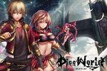 ダークファンタジーRPG 『Diss World(ディスワールド)』のiOS版が配信スタート!