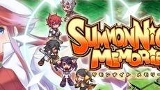 人気シミュレーションRPG『サモンナイト』シリーズ最新作『サモンナイト メモリーズ』事前登録開始!!