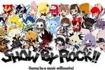 音楽ゲームアプリ『SHOW BY ROCK!!(ショウ・バイ・ロック!!)』 配信楽曲100曲突破の記念キャンペーンを実施!