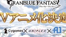 ソーシャルゲーム『グランブルーファンタジー』 ついにTVアニメ化が決定!