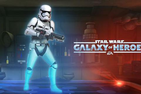 今秋配信予定の『Star Wars Galaxy of Heroes』が事前登録を開始!特典は「ファースト・オーダー・ストームトルーパー」