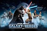 ストラテジーRPG 『Star Wars Galaxy of Heroes: 銀河の英雄』 App Store・Google Playへの配信がスタート!
